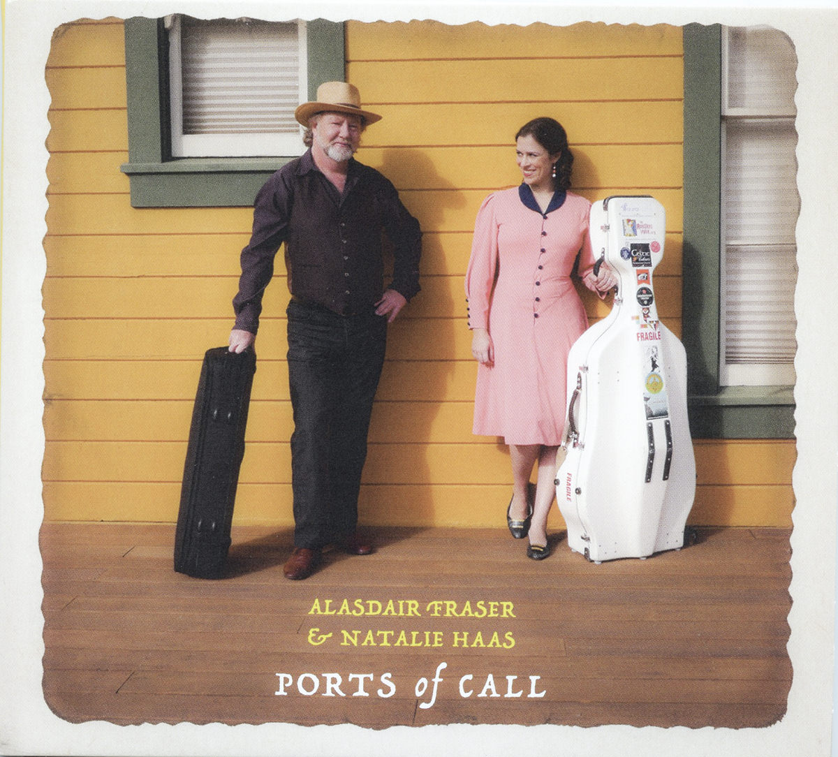 Alasdair Fraser & Natalie Haas, Ports of Call