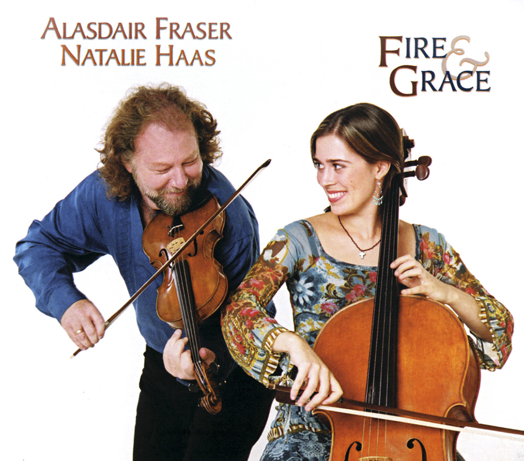 Alasdair Fraser and Natalie Haas, Fire & Grace