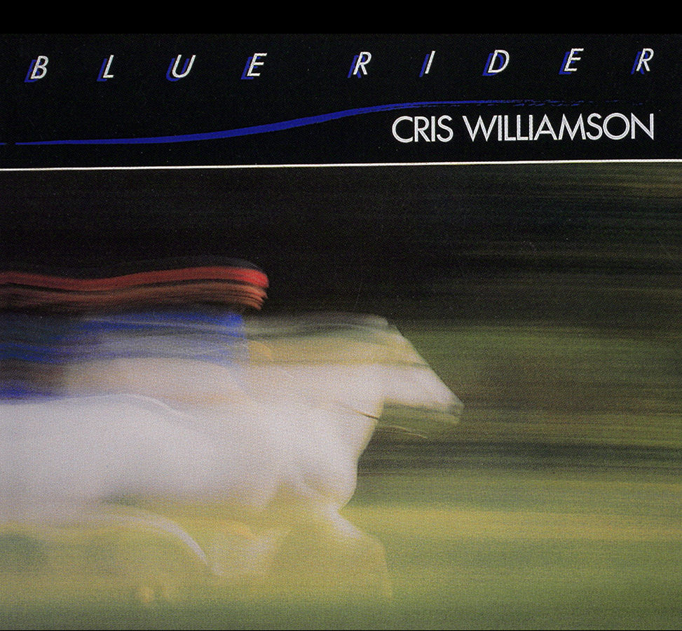 Cris-Williamson_Blue-Rider_by-Irene-Young