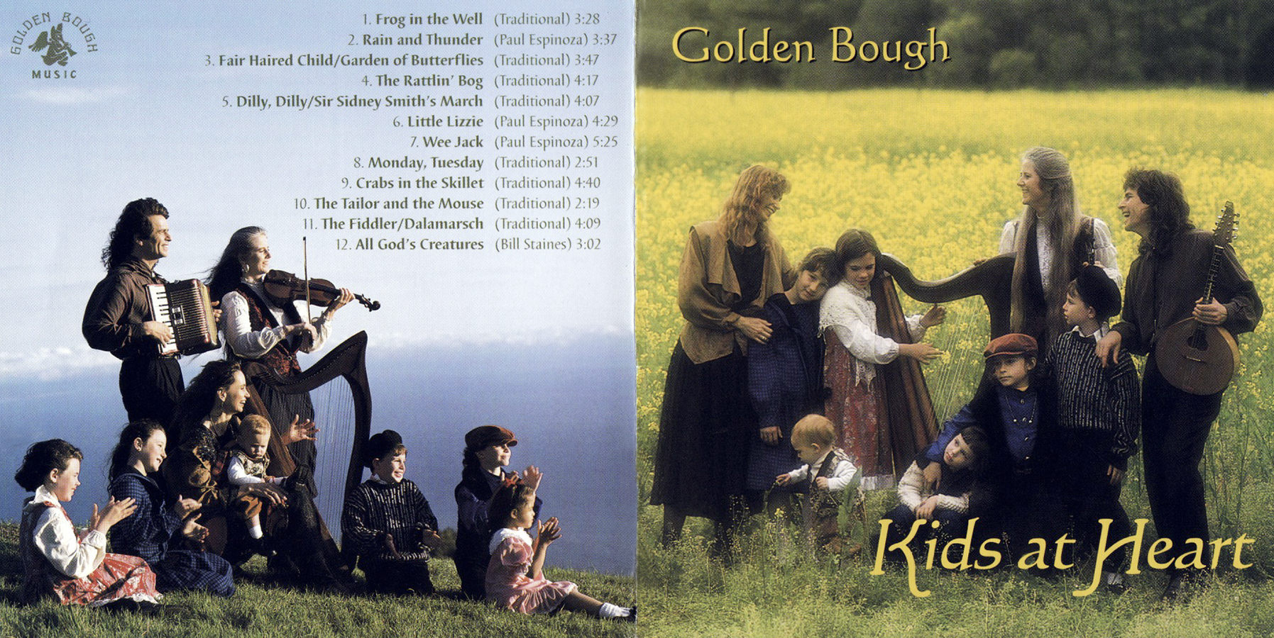 Golden Bough, Kids at Heart
