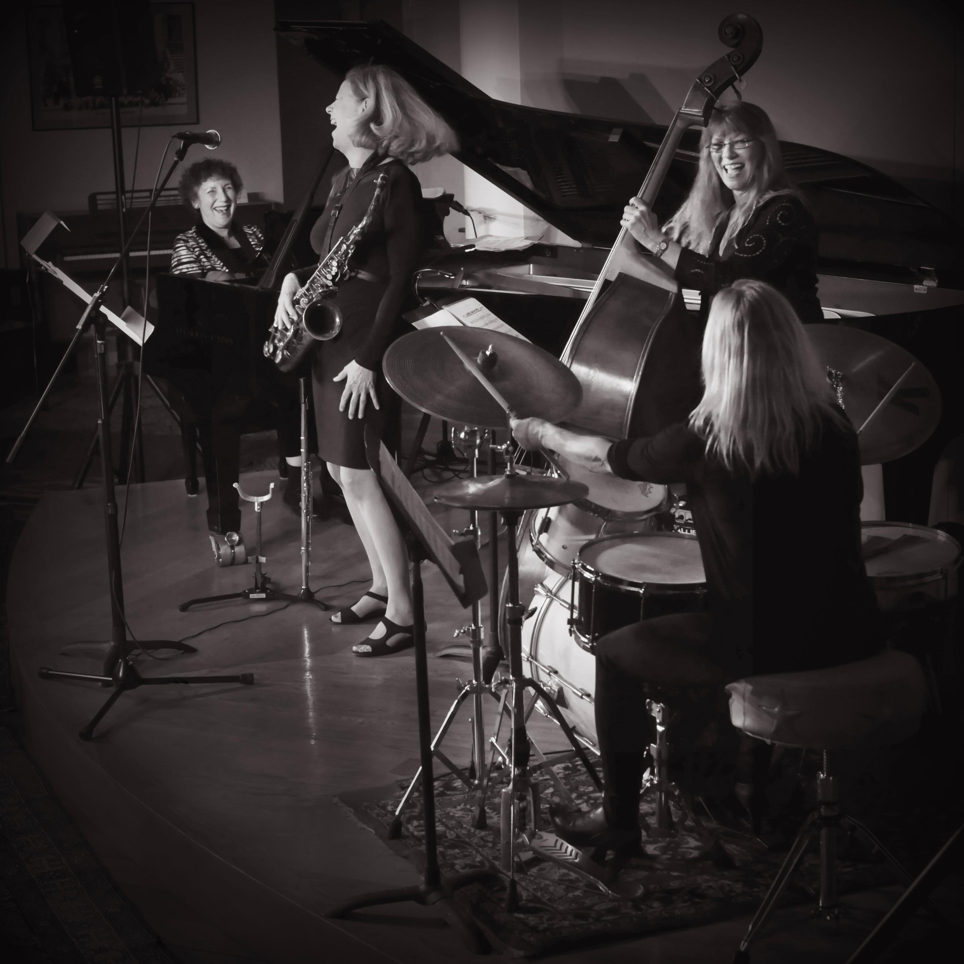 Laura Klein, Mary Fettig, Ruth Davies, Kelly Fasman