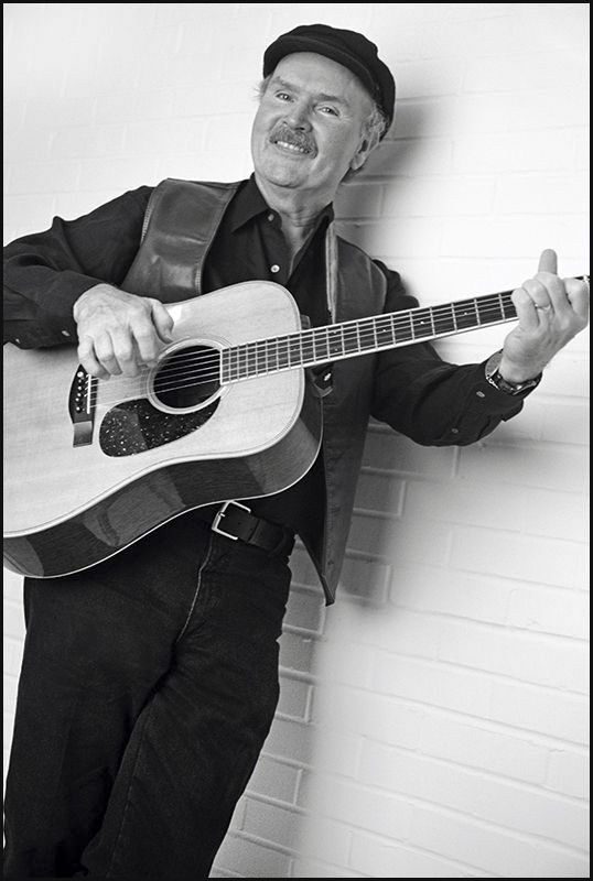 Tom Paxton, Virginia