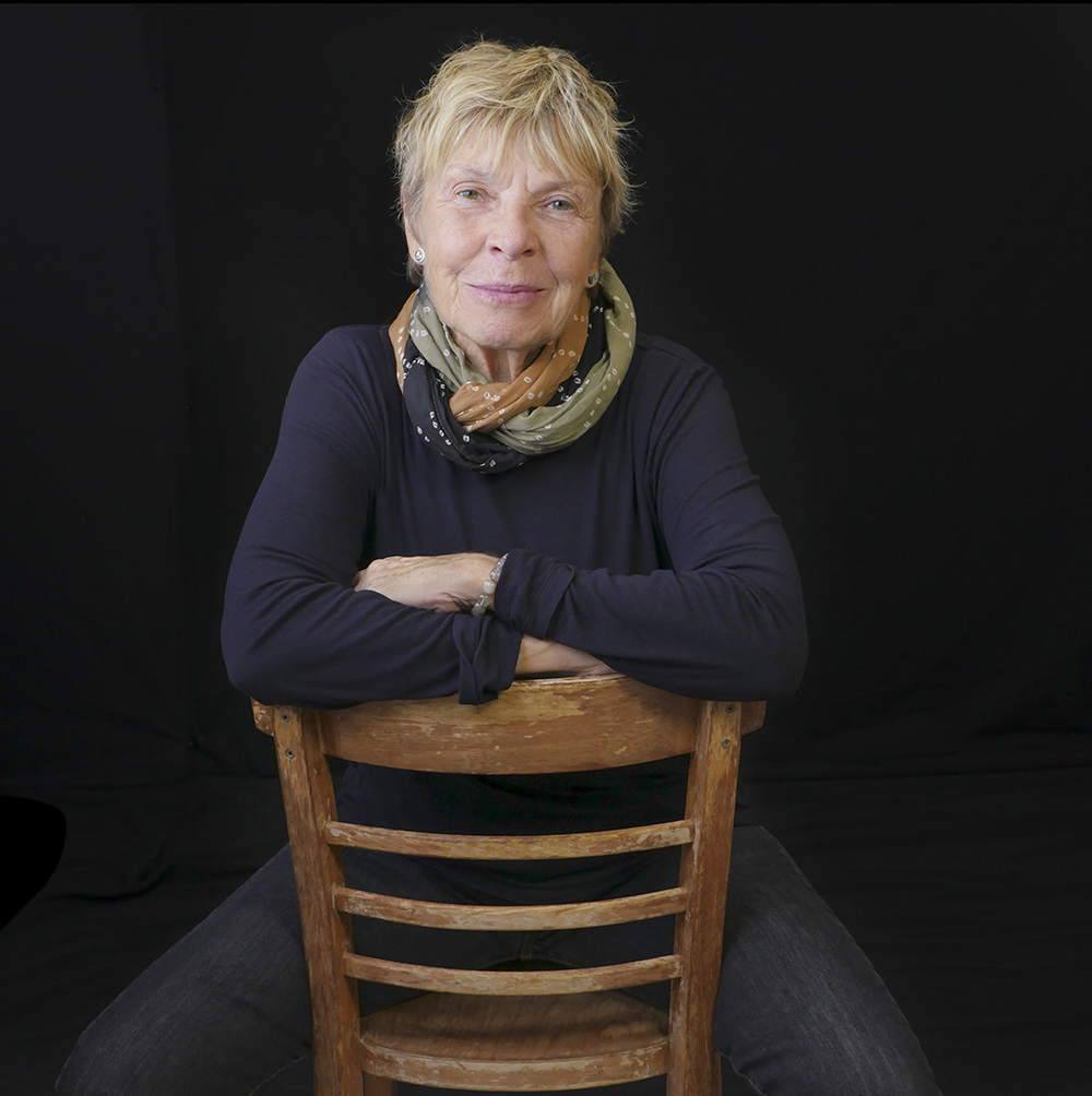 Author, Ann Jones, Boston, MA