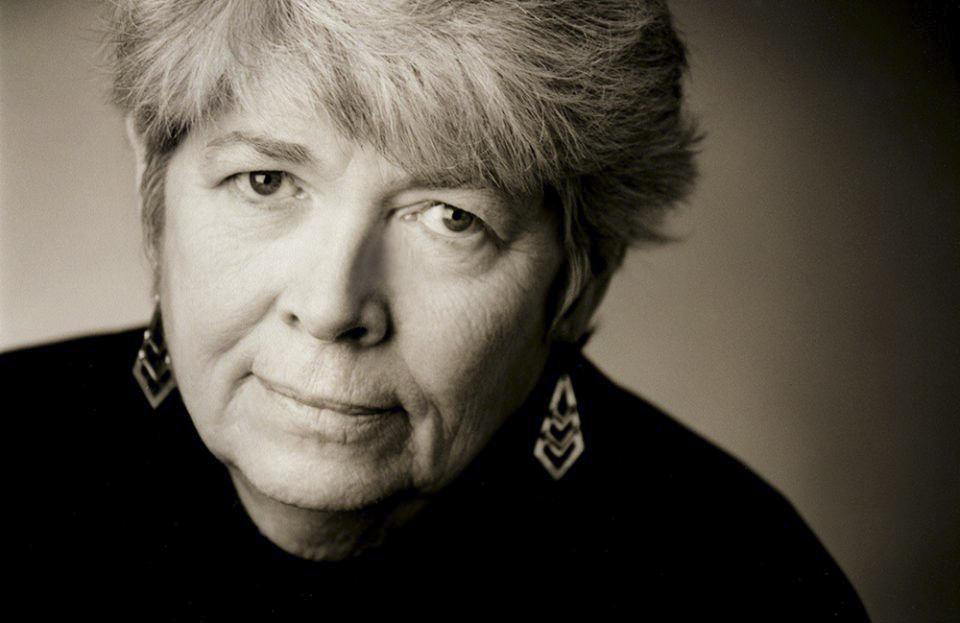 Author, Sandy Boucher, Berkeley, CA