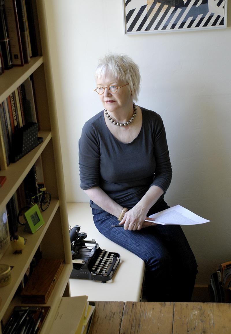 Author, Pulitzer Prize Finalist, Susan-Griffin