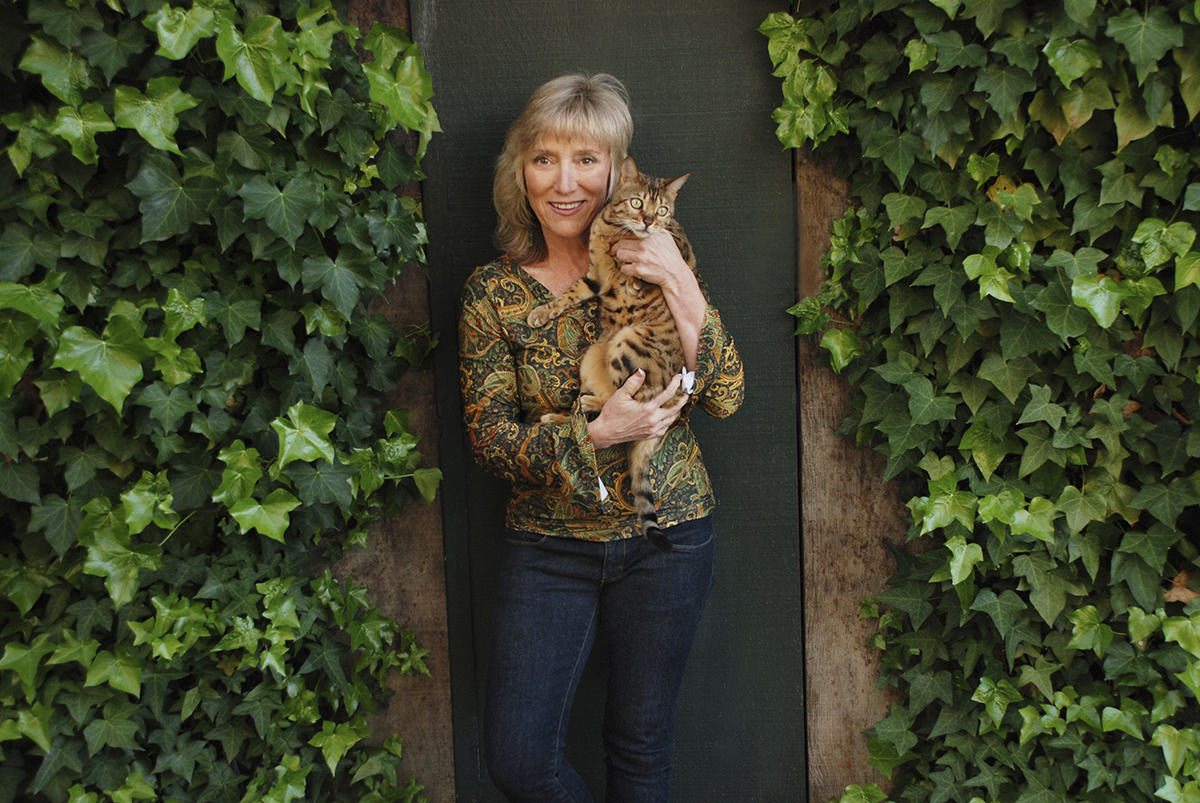 Bonnie and Kitty, Marin County, CA