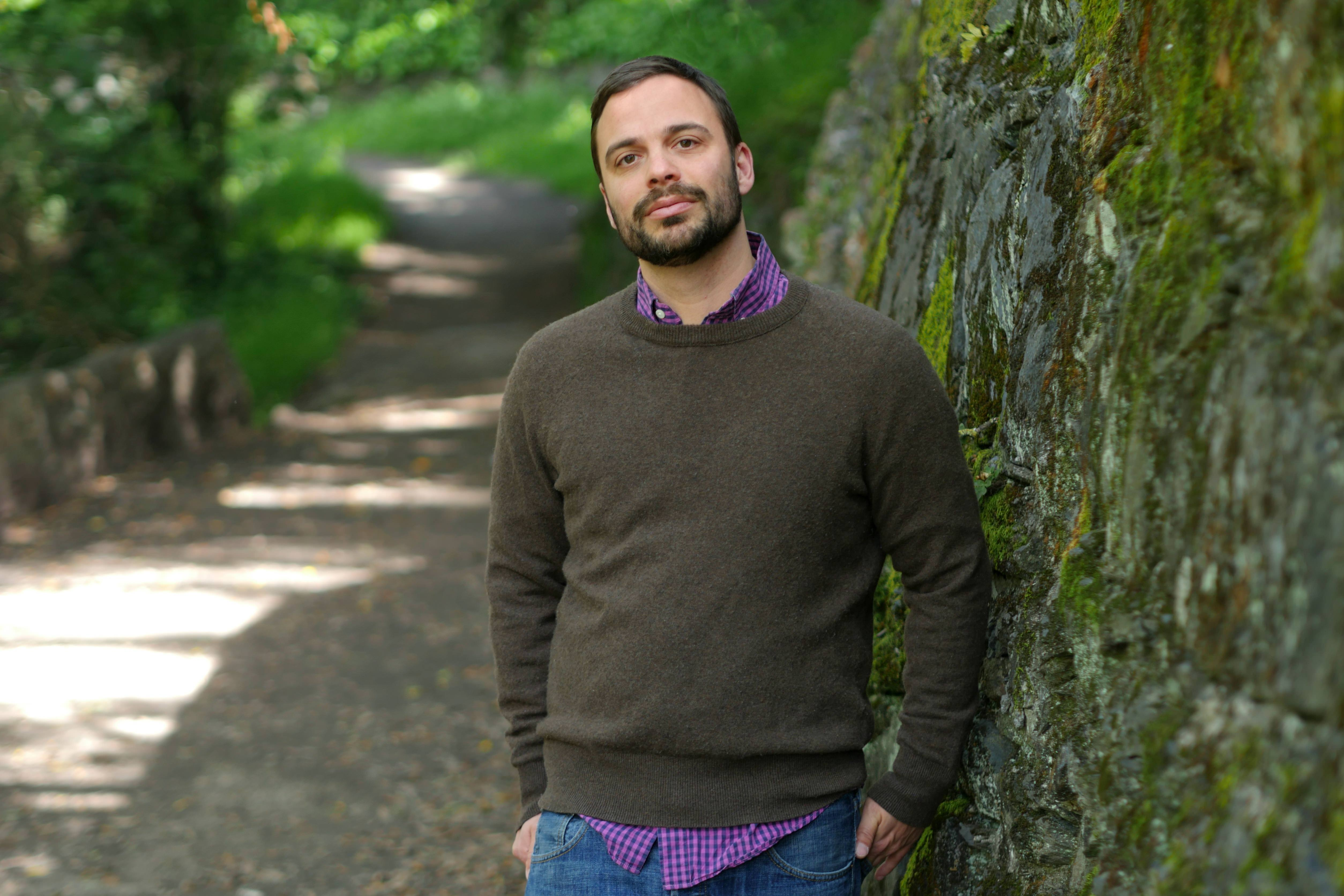 Novelist, Michael David Lukas
