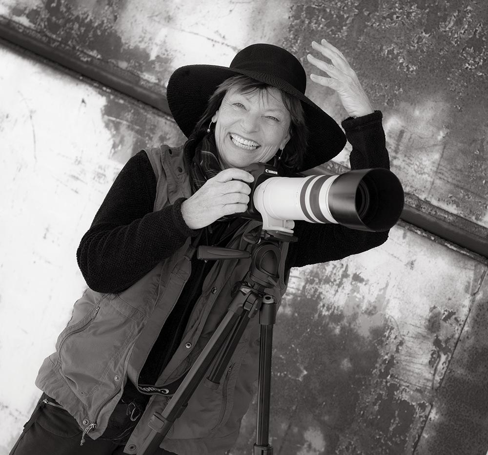 Photographer, Diana Dunlap, Marin County, CA
