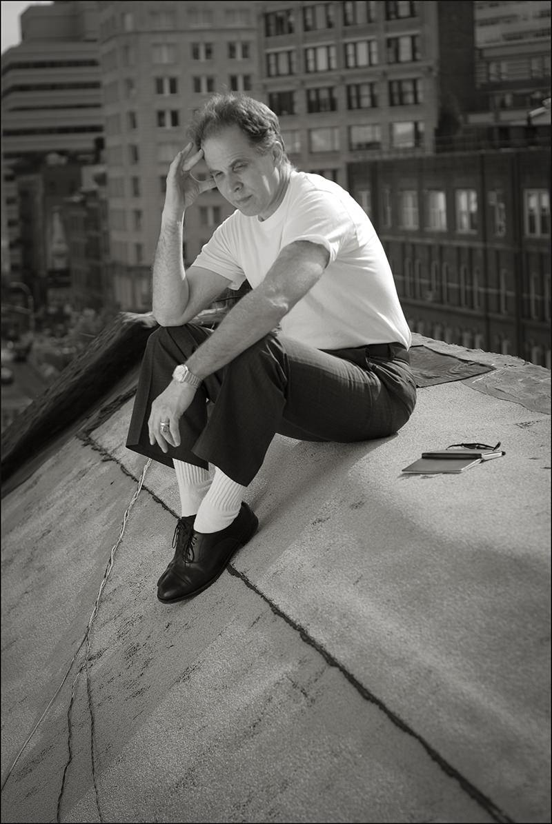 Paul L. Mills, A.K.A. Poez, Poet, New York City