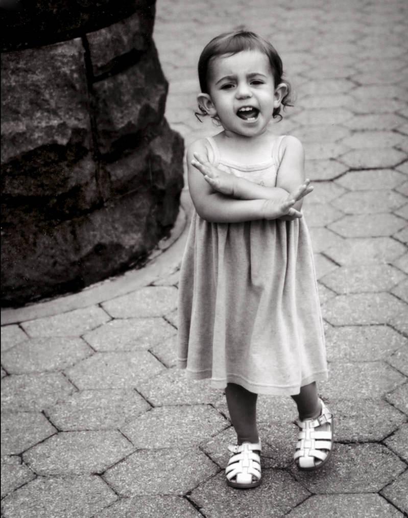Little Girl Singing, NCY