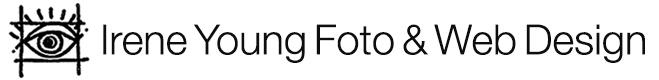 Irene Young Photography & Web Design Logo